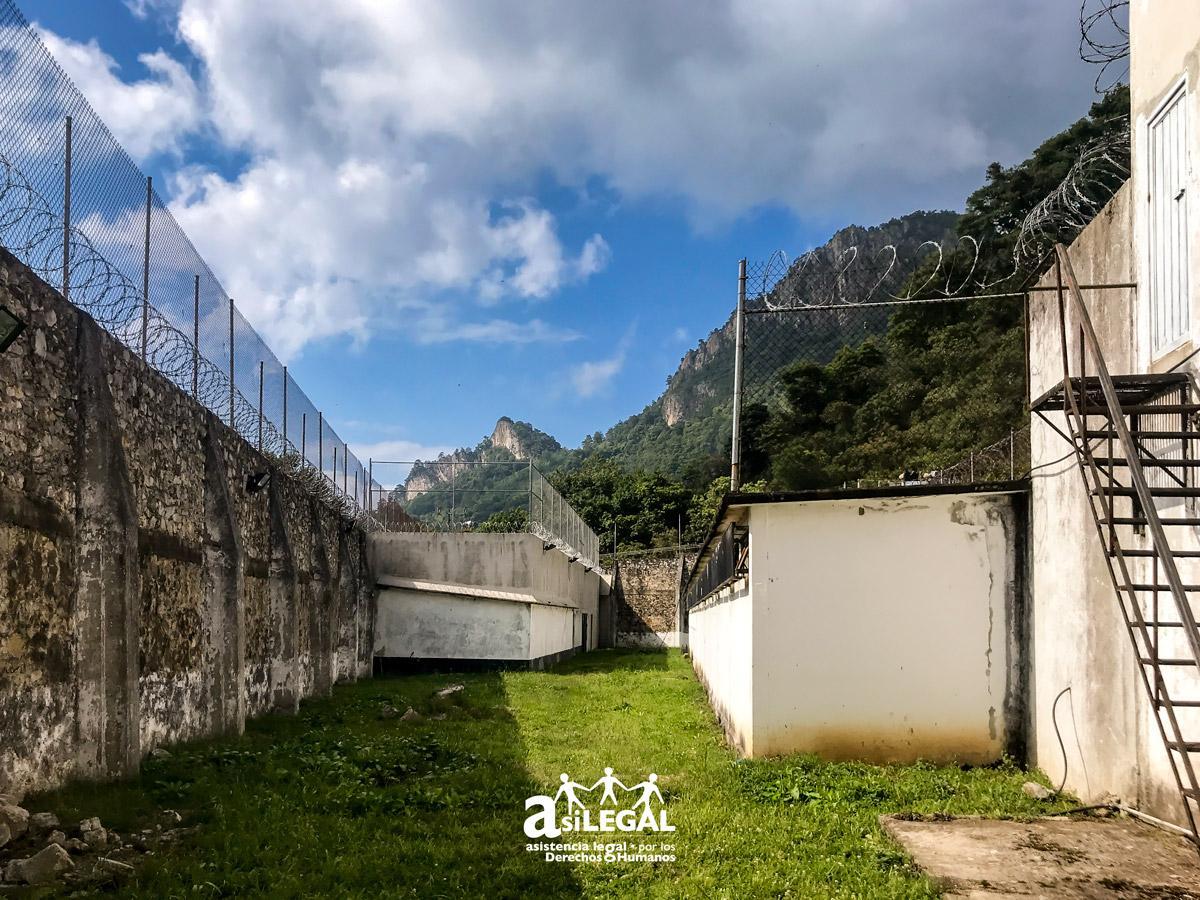 Comunicado: Centros penitenciarios certificados VS derechos humanos.