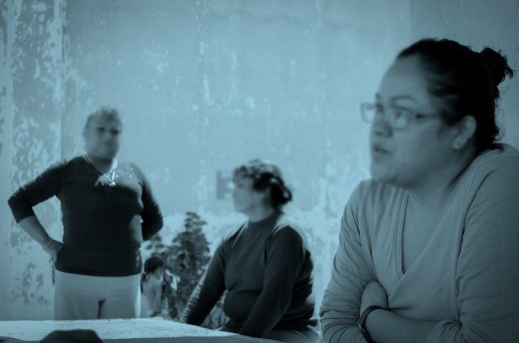 Las mujeres en prisión buscan justicia