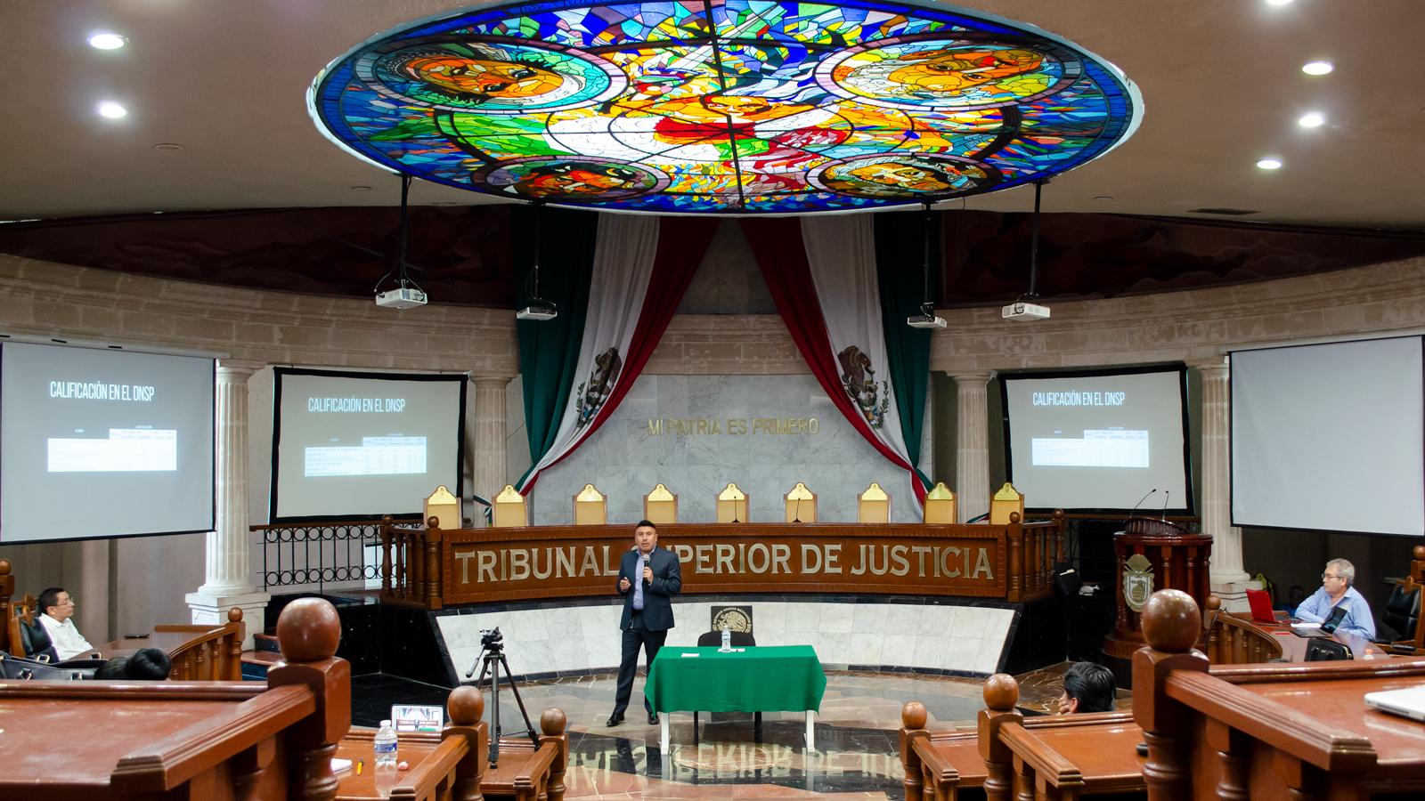 Curso en ZIHUATANEJO, GUERRERO: Los beneficios de libertad en la Ley Nacional de Ejecución Penal