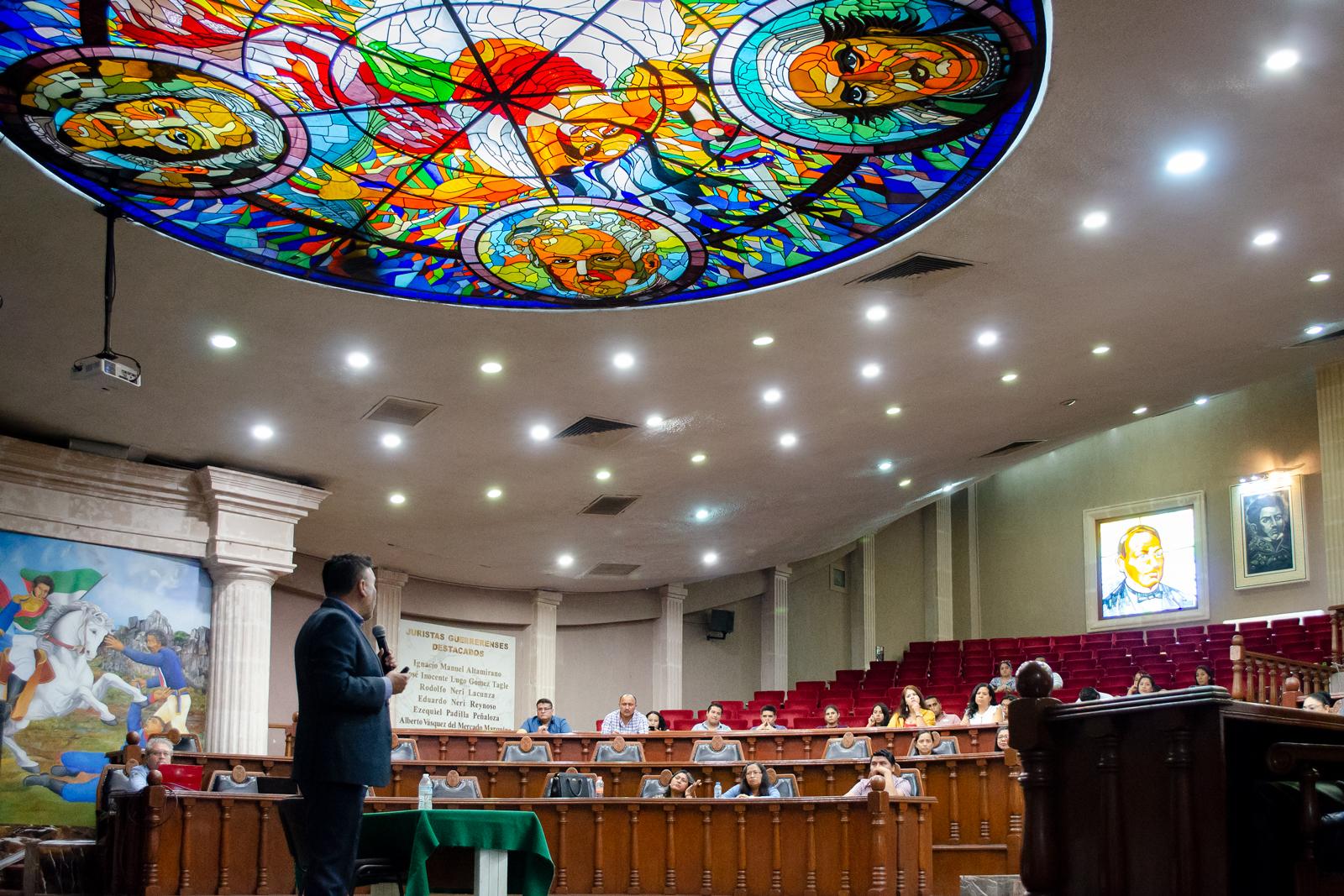 Curso en ACAPULCO, GUERRERO: Los beneficios de libertad en la Ley Nacional de Ejecución Penal