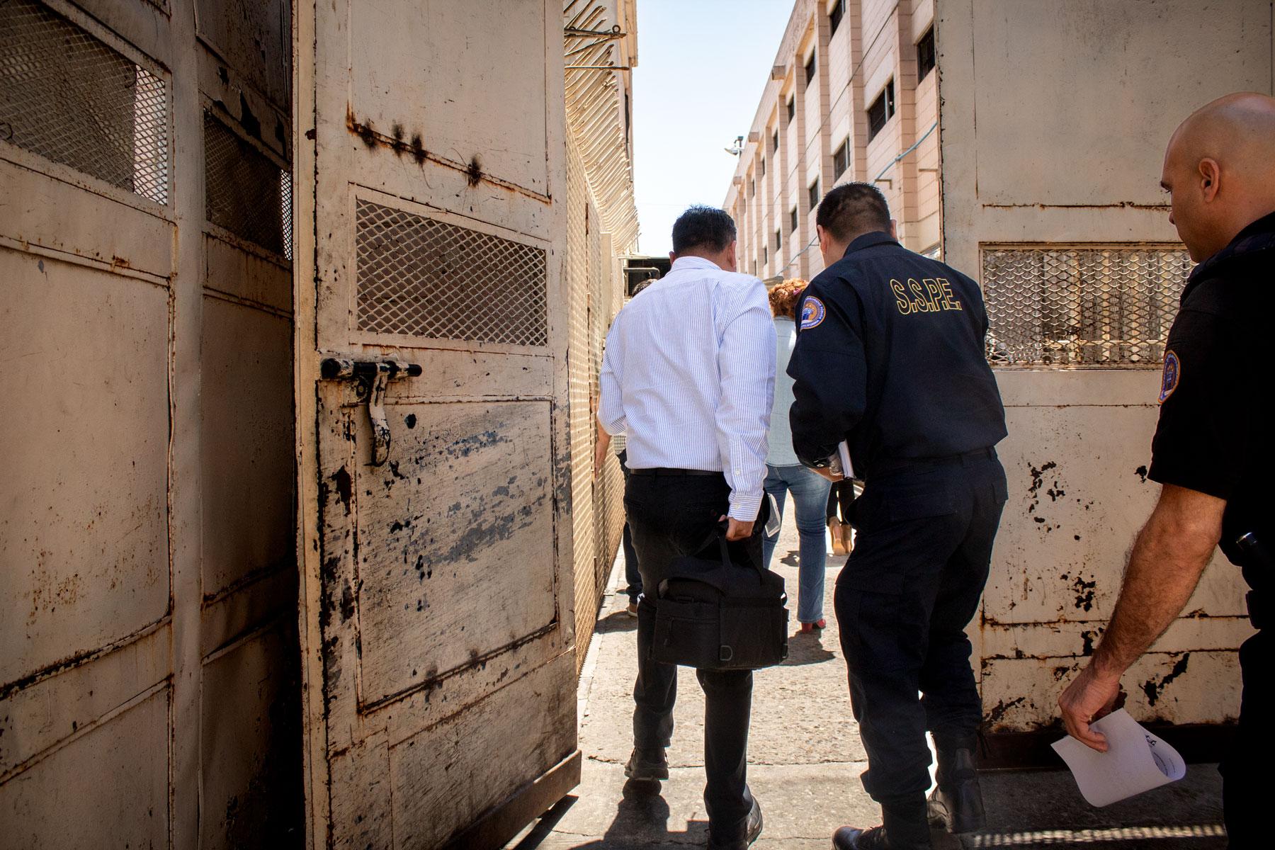 La alarmante realidad de la custodia penitenciaria