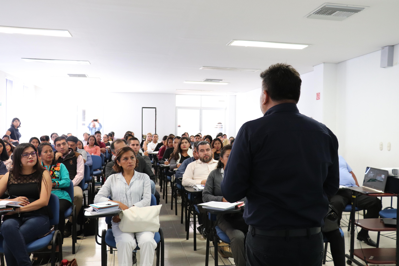 Curso en OAXACA: Derechos Humanos de la teoría a la práctica