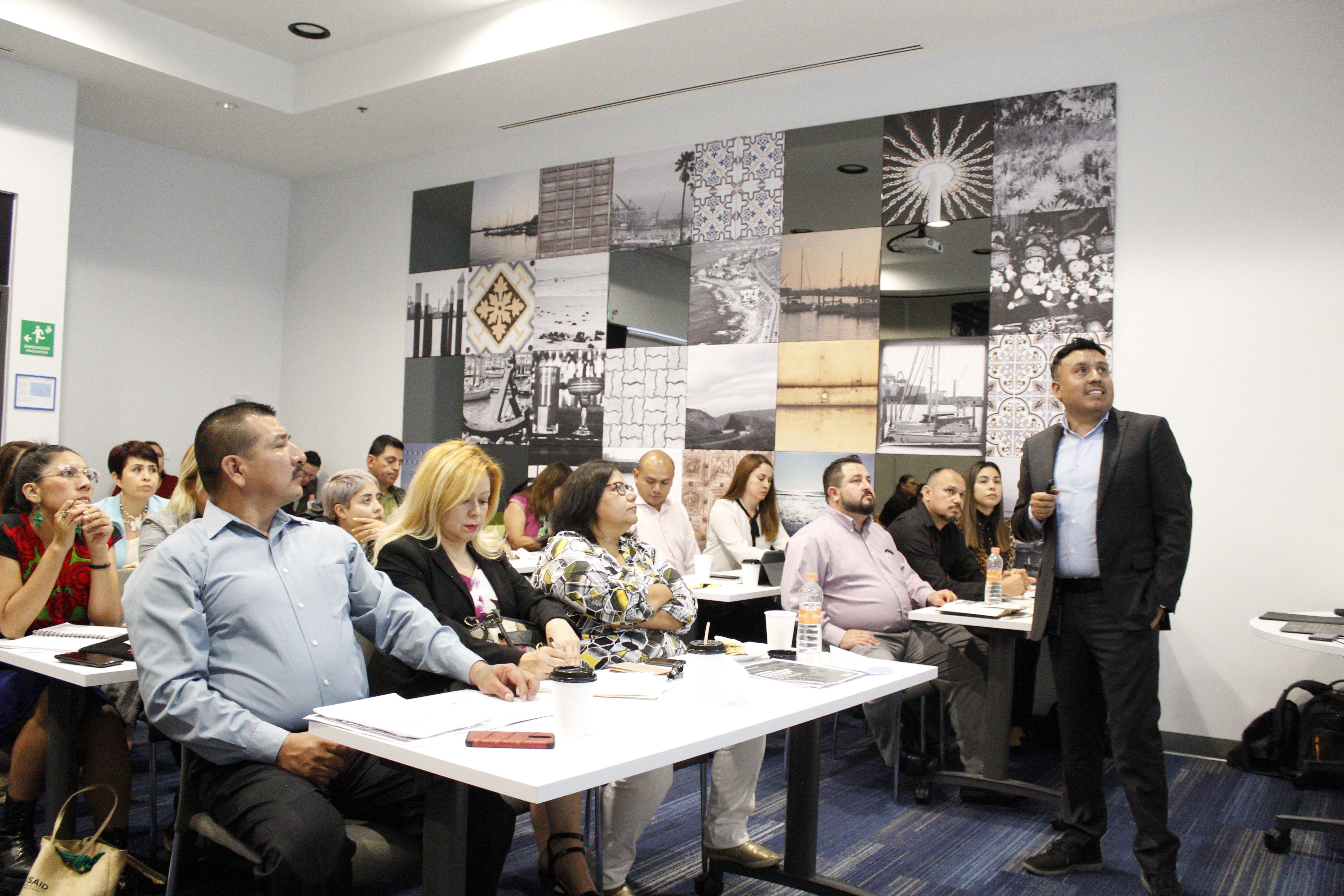 Curso en Chiapas: Los beneficios de libertad en la Ley Nacional de Ejecución Penal