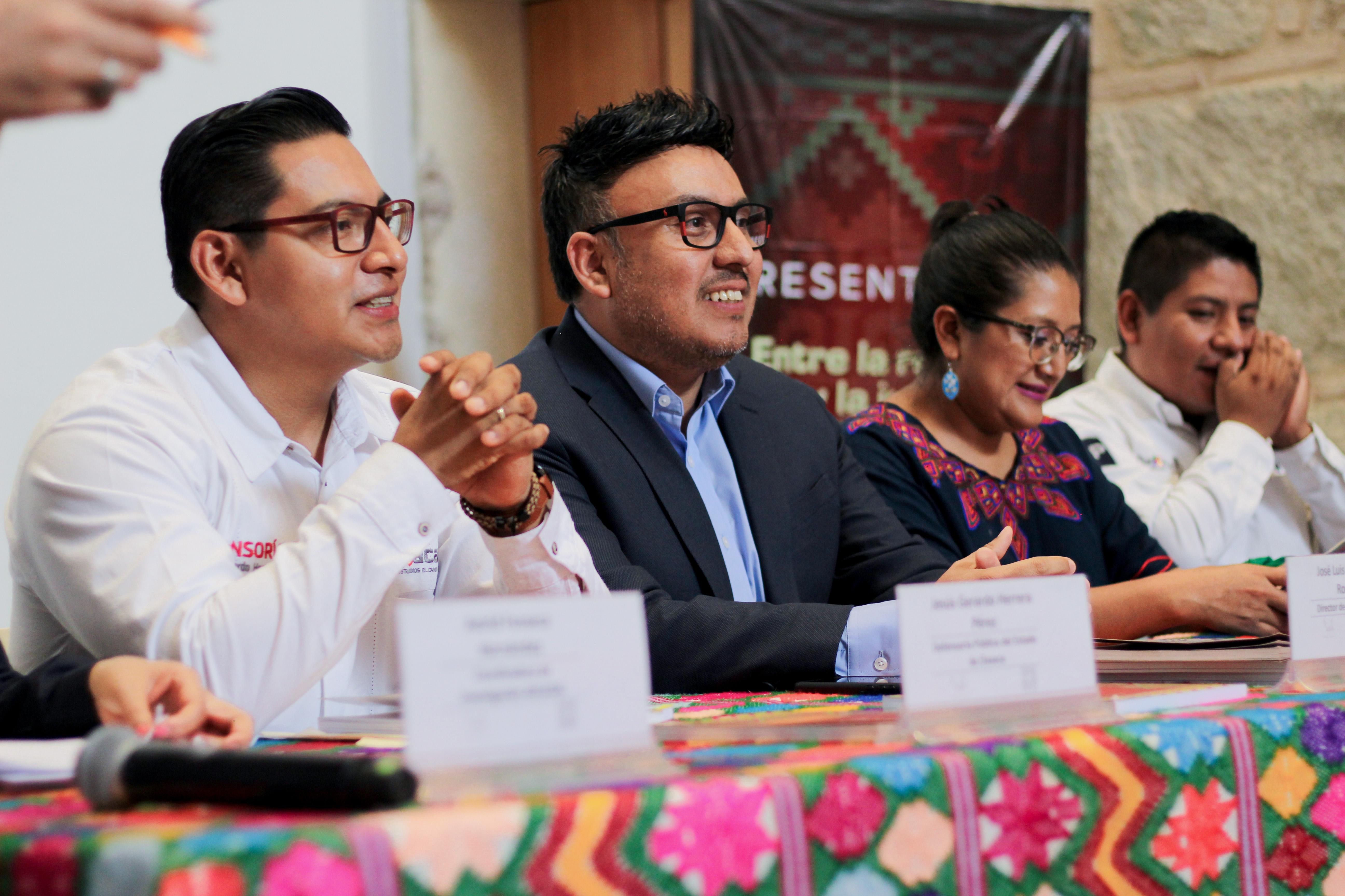 """""""Entre la realidad y la justicia: cómo garantizar los derechos de las personas indígenas en conflicto con la ley penal en Chiapas y Oaxaca"""""""