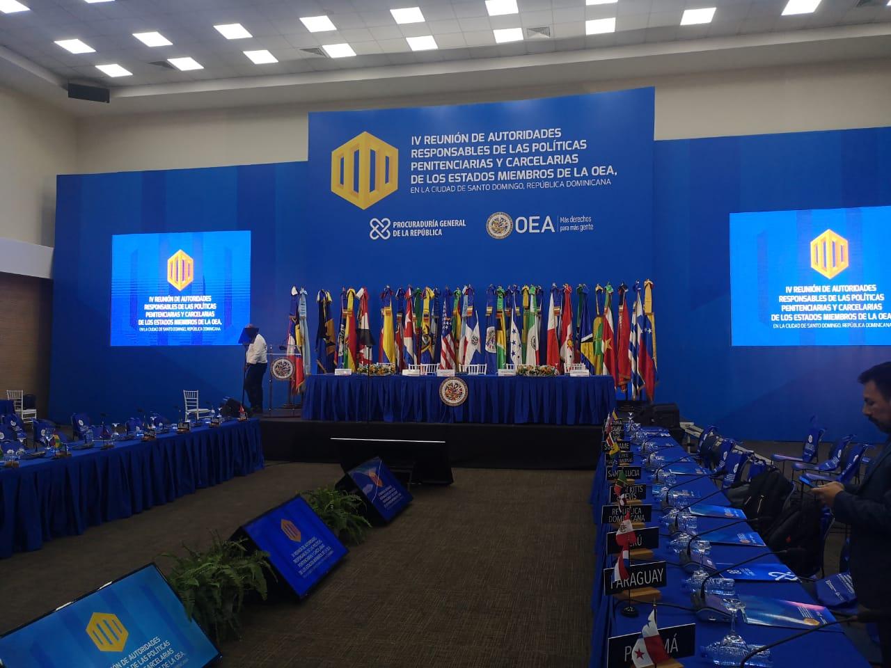 Reunión con la OEA queda a deber con las personas privadas de libertad en América
