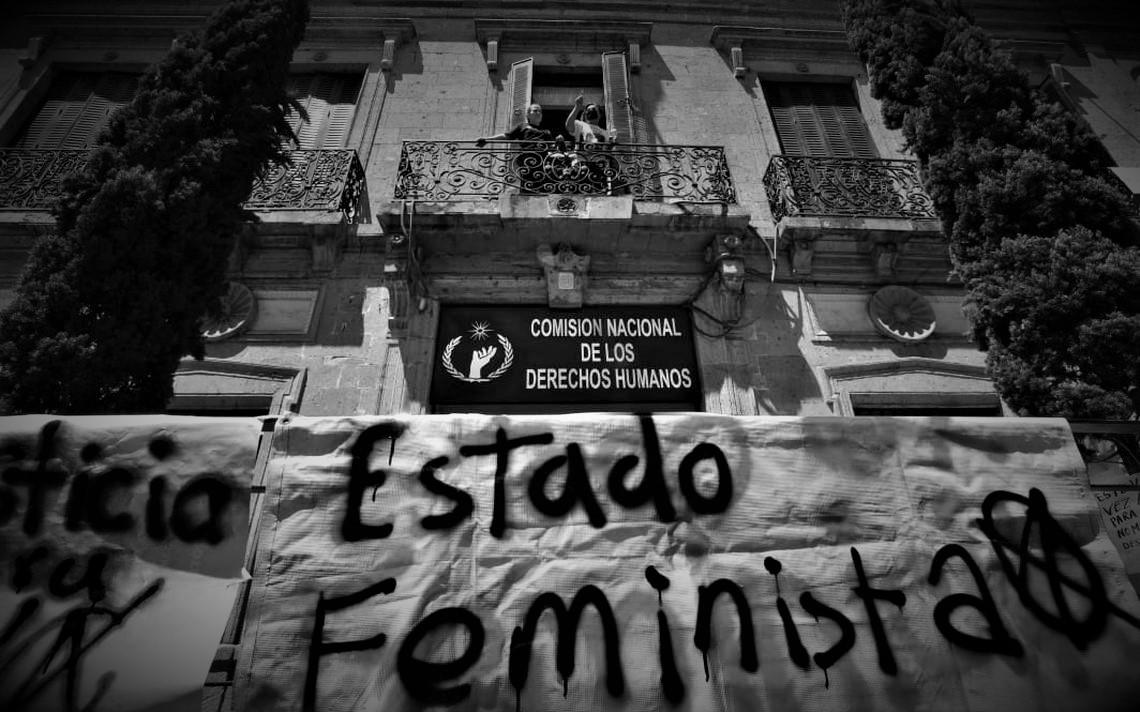 Alto a la represión generalizada de las protestas de las mujeres defensoras y familias de víctimas