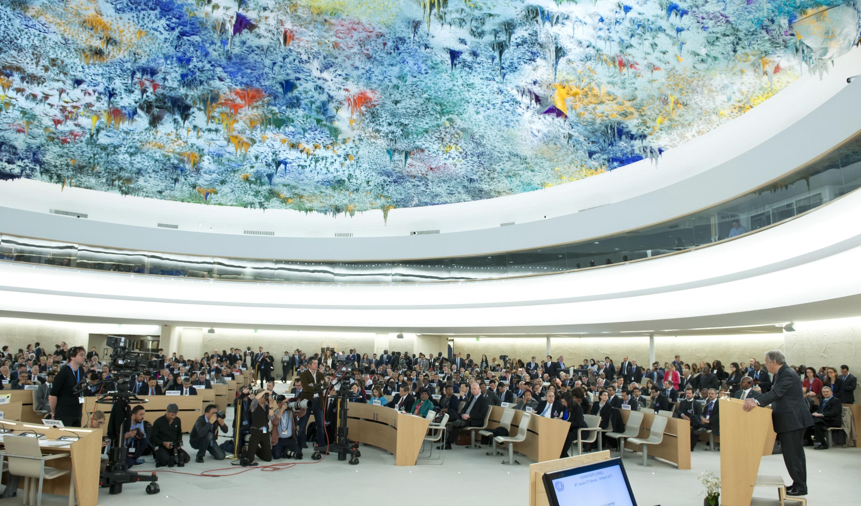 Diplomado «Derechos Humanos en la práctica»