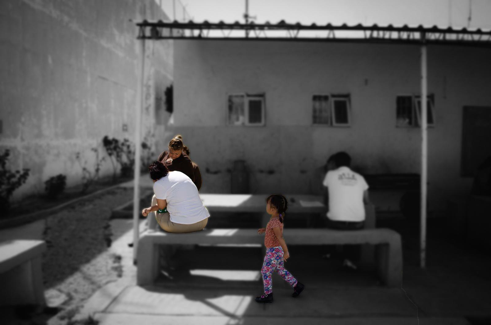 Maternidad tras las rejas: una realidad de miles de mujeres en el sistema penitenciario mexicano